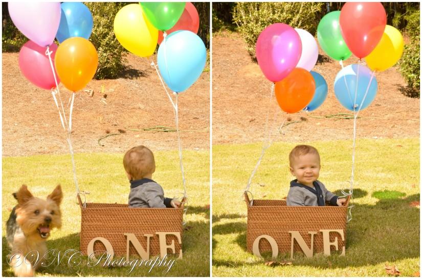 Andrey's 1st birthday 004