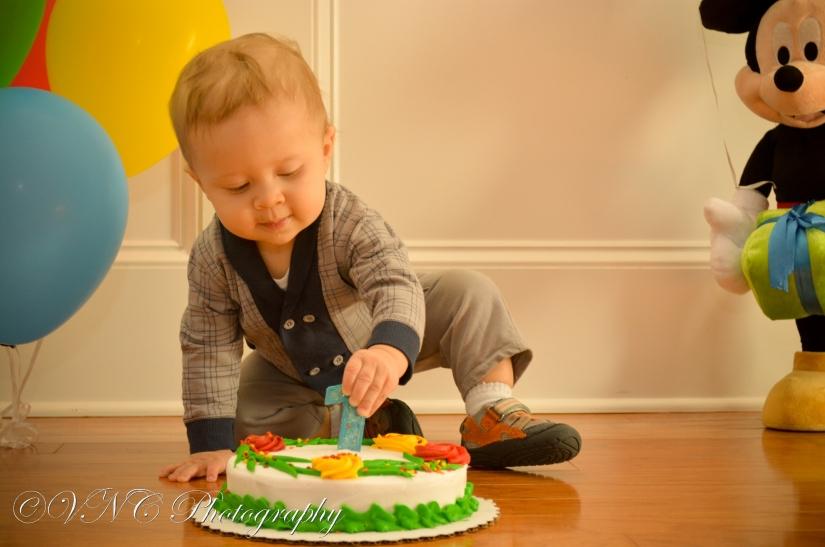 Andrey's 1st birthday 080