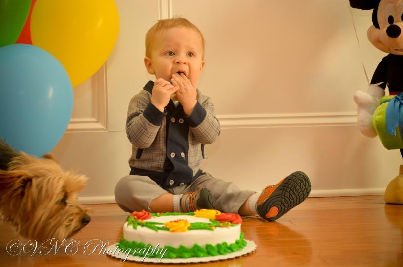 Andrey's 1st birthday 082