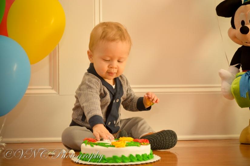 Andrey's 1st birthday 092