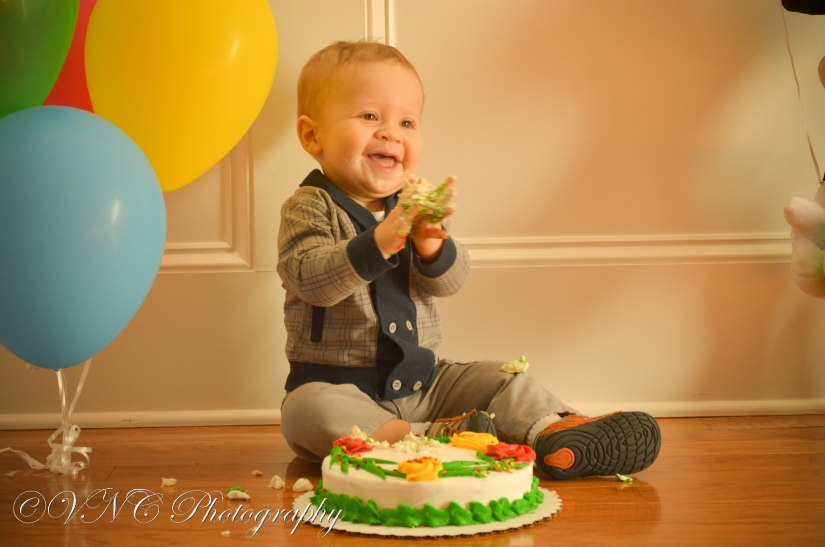 Andrey's 1st birthday 107