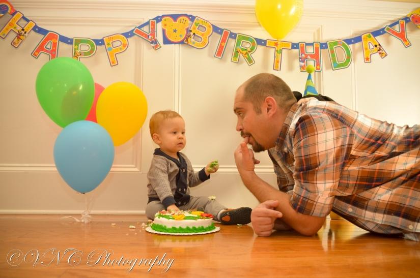 Andrey's 1st birthday 113