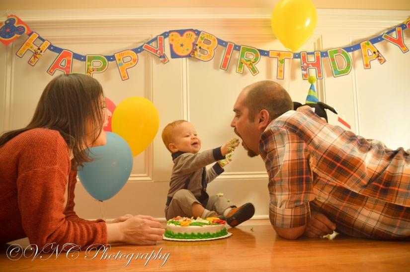Andrey's 1st birthday 119