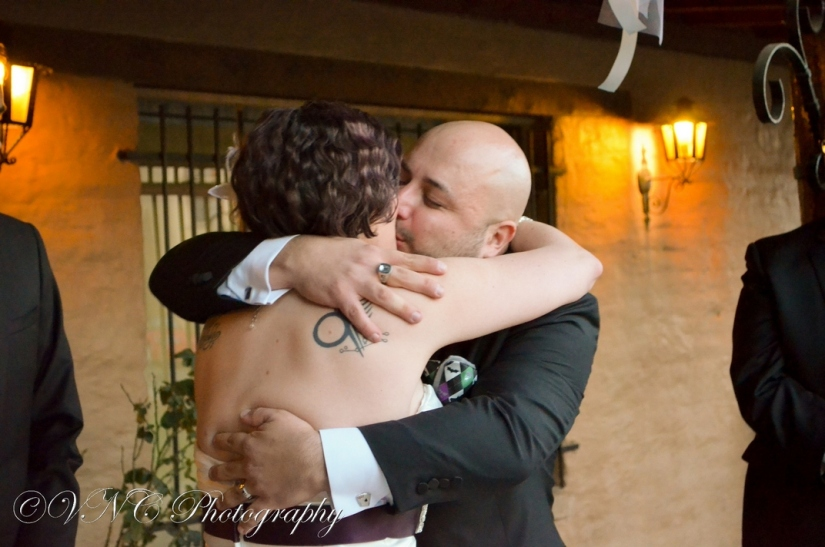 Knight wedding 0953